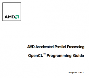 Book pdf programming opencl