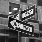 "There is more than one way (image by <a href=""https://www.flickr.com/photos/pankseelen/6339570829/"">Pank Seelen</a>"